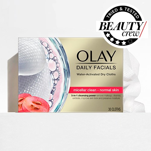 Olay Daily Facials Daily Hydrating Cleansing Cloths