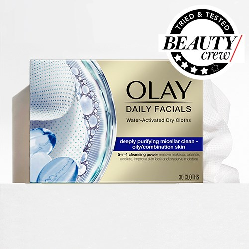 Olay Daily Facials Deeply Purifying Cleansing Cloths