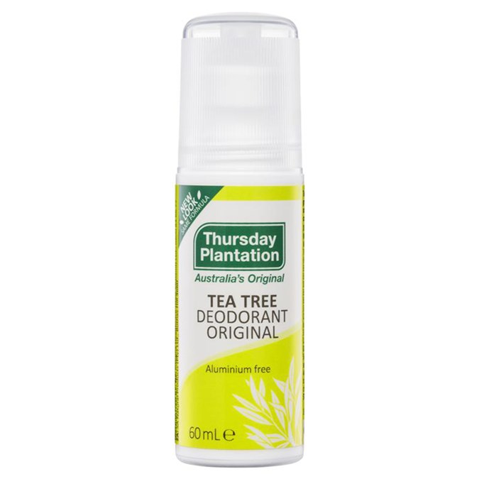 Natural-Deodorant-Thursday Plantation Tea Tree Deodorant