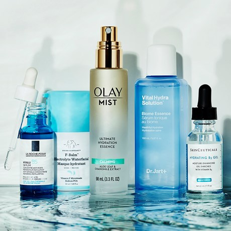 Hydrating skin care