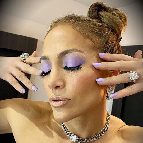 J.Lo Just Showed Us How To Nail The Matchy-Matchy Beauty Trend