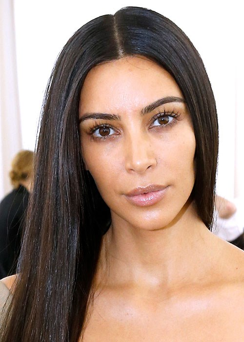 Kim Kardashian Without Makeup Does Kk Pull Off The No Makeup Look Beauty Crew