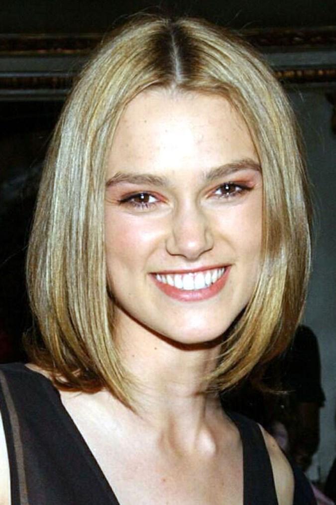 Keira Knightley Hair Her 20 Best Worst Hairstyles Beauty Crew