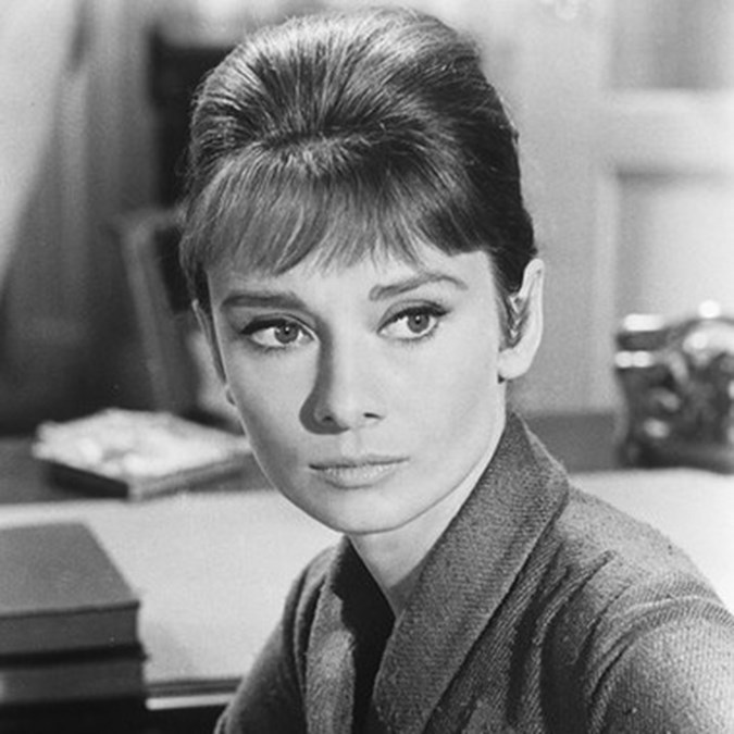 Audrey Hepburn's most iconic hairstyles