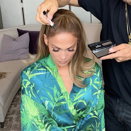 The at-home regrowth cover-up J.Lo actually uses