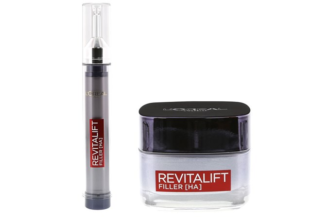 L'Oréal Paris Revitalift Filler [HA] Serum and Moisturiser