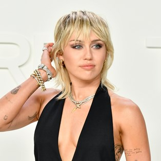 Miley Cyrus Is Serving 'Tiger King' Vibes With Her New Self-Isolation Haircut