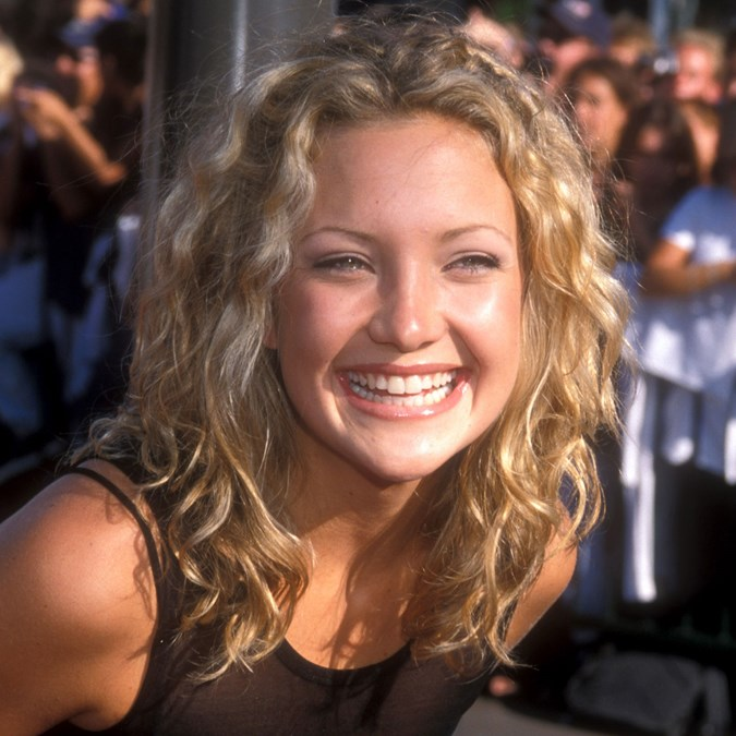 Kate Hudson Hair Transformation 1998