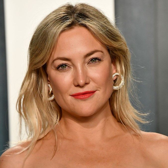 Kate Hudson Hair Transformation 2020