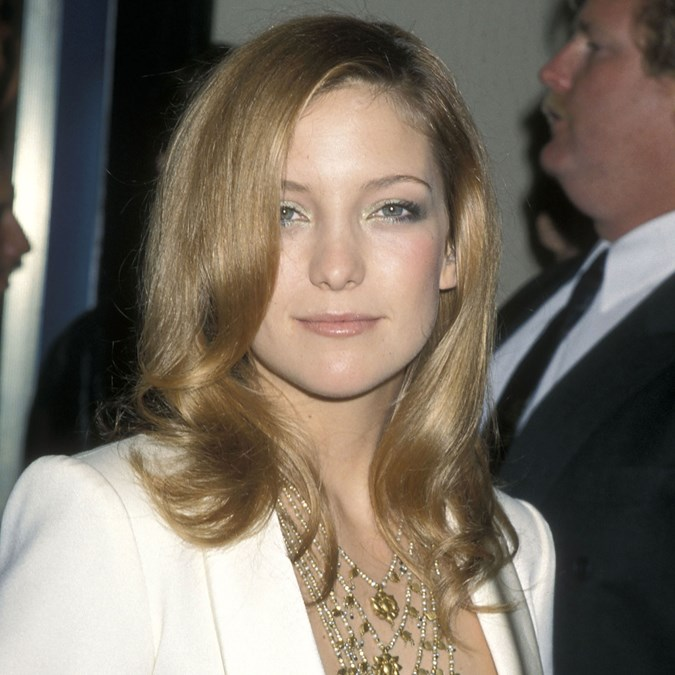 Kate Hudson Hair Transformation 2000