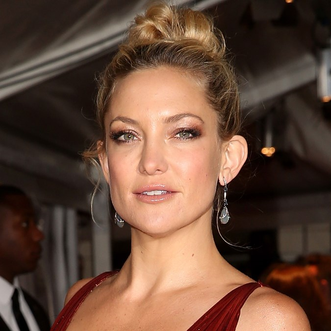 Kate Hudson Hair Transformation 2015