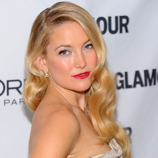 Kate Hudson Hair Transformation 2010