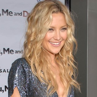 Kate Hudson Hair Transformation