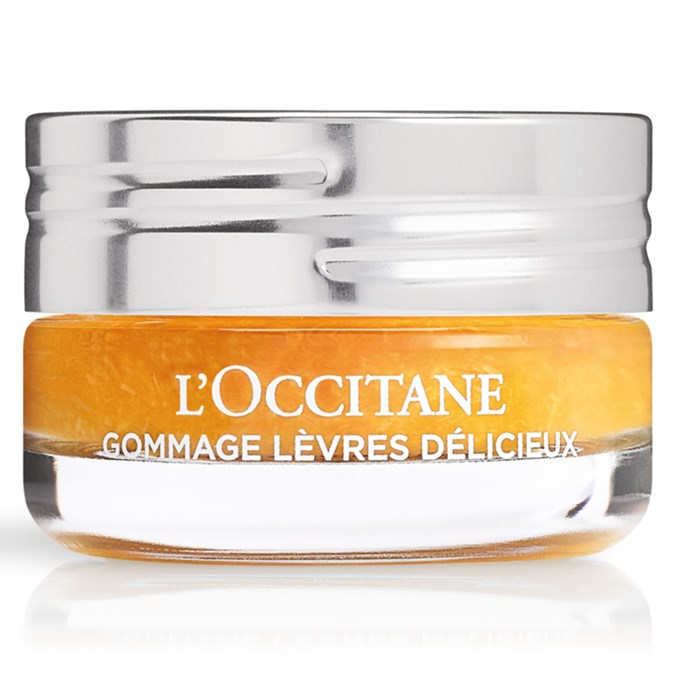 L'Occitane Tanger Delicious Lip Scrub