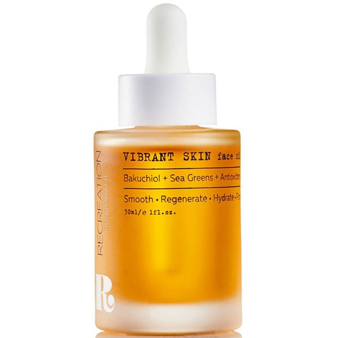 Recreation Beauty Vibrant Face Oil