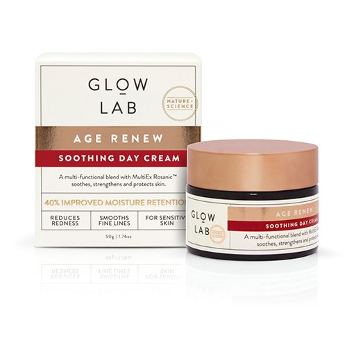 Glow Lab Age Renew Soothing Day Cream
