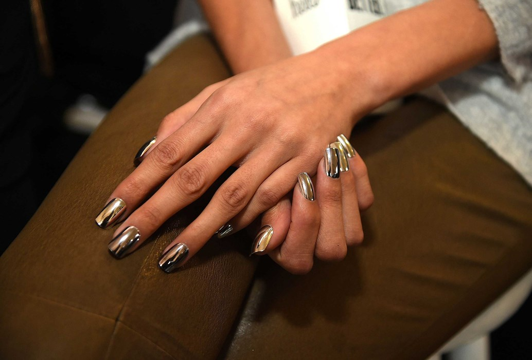 Best Nail Looks From Fashion Week Autumn Winter 2016 | BEAUTY/crew