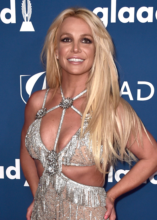 Britney Spears Shows Off Full Body Tattoos Beauty Crew