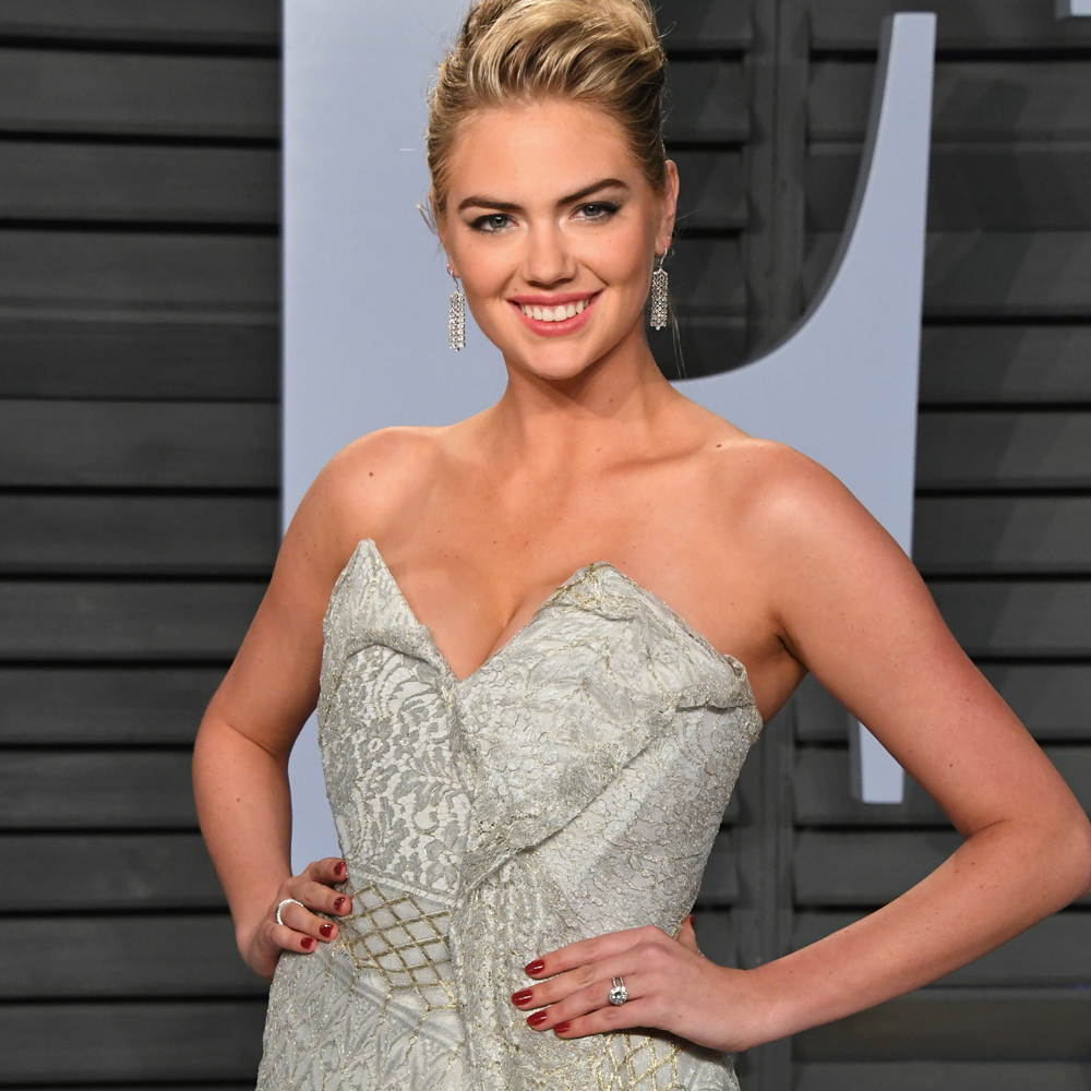 Kate Upton Shares At Home Workout Beauty Crew