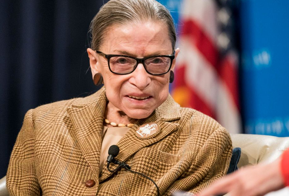 LI community gathers to honor life, legacy of Justice Ruth Bader Ginsburg