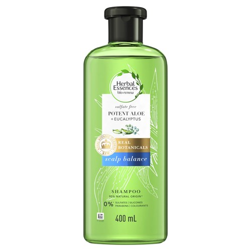 Herbal Essence Potent Aloe & Eucalyptus Shampoo
