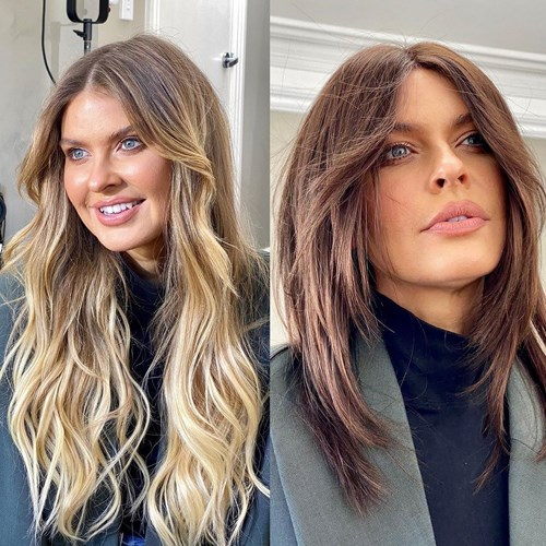2021 Hair Trends / Which Hair Colors Are Trendy In 2020 2021 Hair Color Chart Trend Hair Color ...