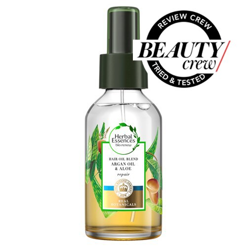 Herbal Essence Bio: Renew Hair Oil Blend Argan Oil & Aloe Repair