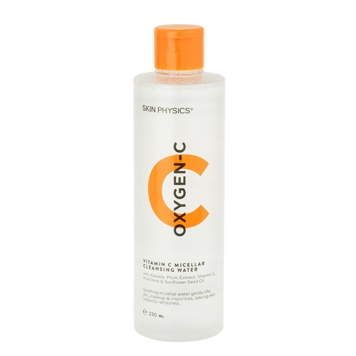Skin Physics OXYGEN-C Vitamin C Micellar Cleansing Water