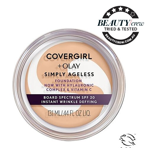 COVERGIRL Simply Ageless Instant Wrinkle-Defying Foundation