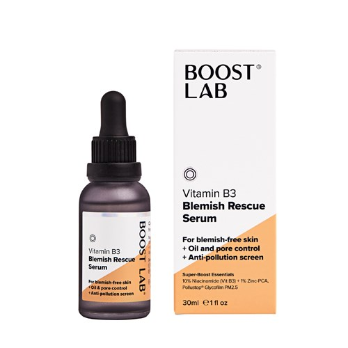 BOOST LAB Vitamin B3 Blemish Rescue Serum