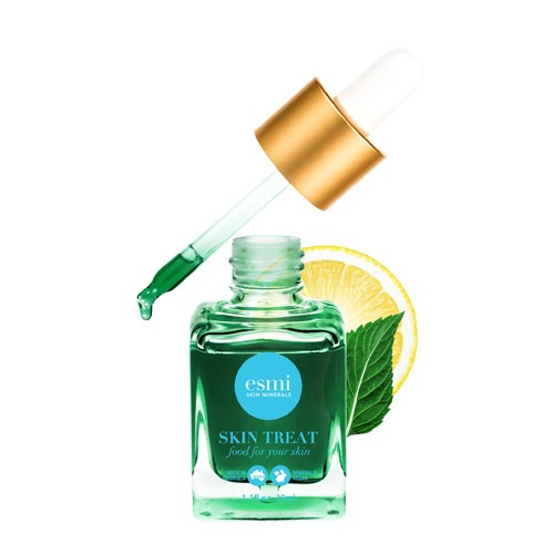 esmi Skin Minerals Peppermint Green Oil