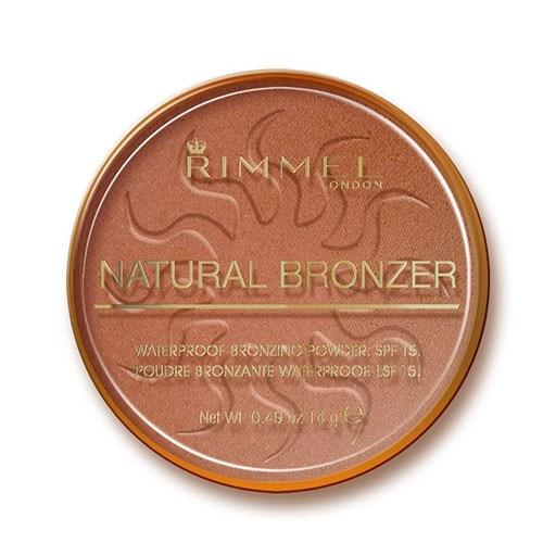 Výsledok vyhľadávania obrázkov pre dopyt Rimmel Natural Bronzer