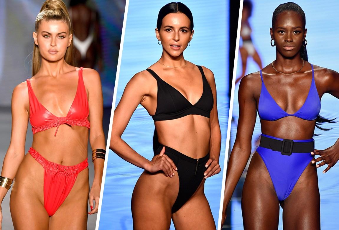 Line on bikini How to