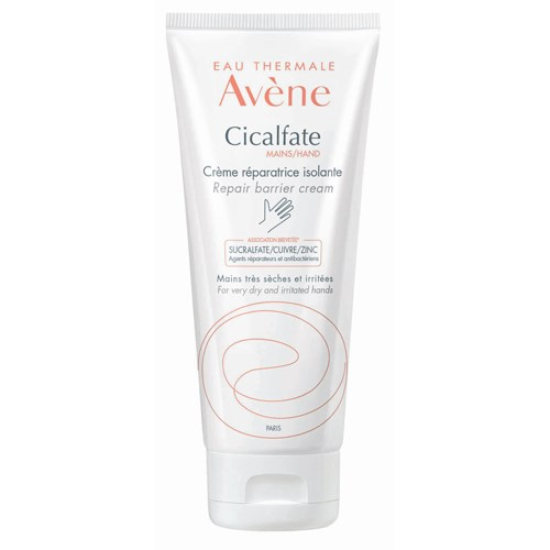 Eau Thermale Avène Cicalfate Hands Repairing Barrier Cream