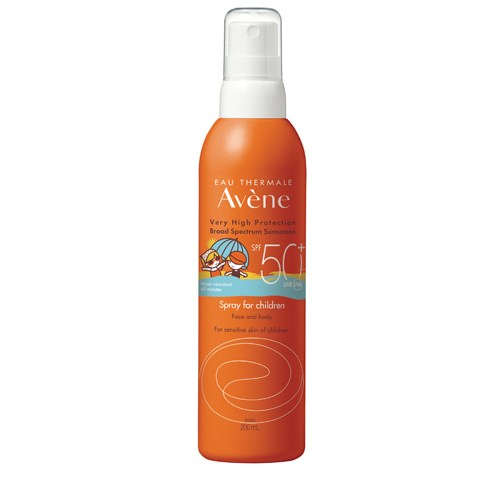 Eau Thermale Avène Sunscreen Spray for Children SPF 50+