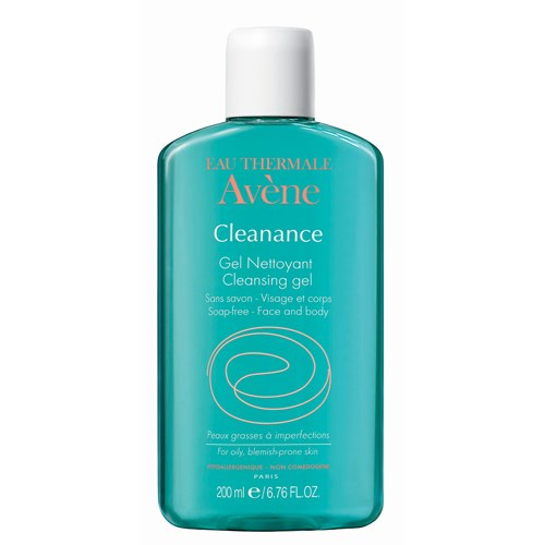 Eau Thermale Avène Cleanance Soapless Gel Cleanser