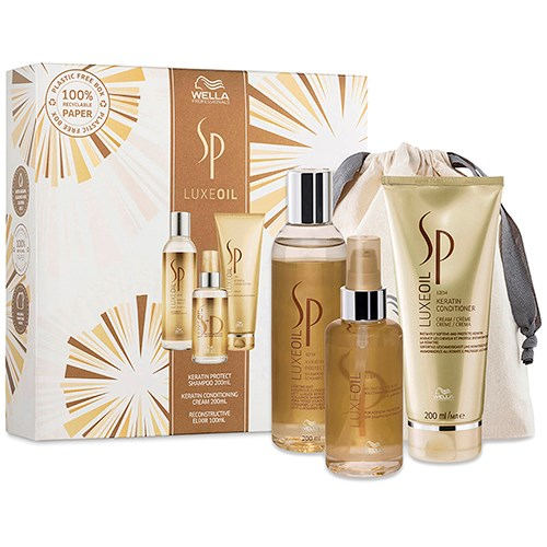 Wella Professionals Wella SP LuxeOil Trio