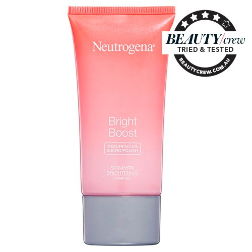 Neutrogena® Bright Boost™ Resurfacing Micro Polish