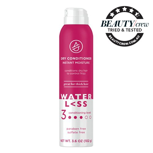 Waterless Dry Conditioner Instant Moisture