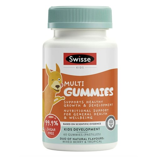 Swisse Kids Multi Gummies