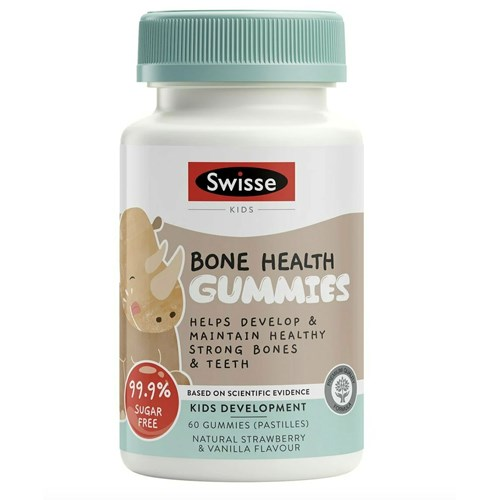 Swisse Kids Bone Health Gummies