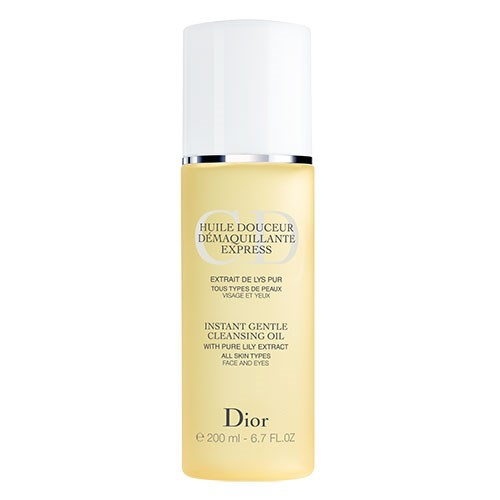 Dior Instant Cleansing Oil – All Types of Skin