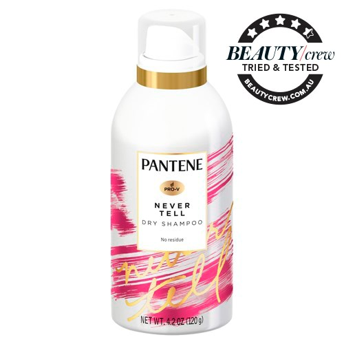 Pantene Never Tell Dry Shampoo