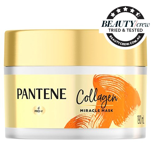 Pantene Miracle Mask Jar Collagen Repair