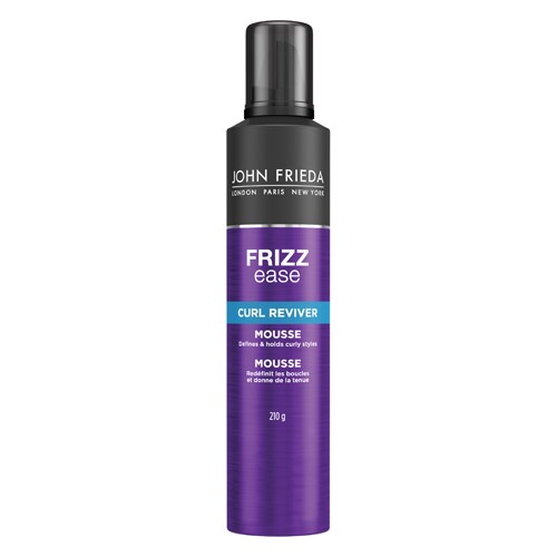 John Frieda Frizz Ease® Curl Reviver Mousse