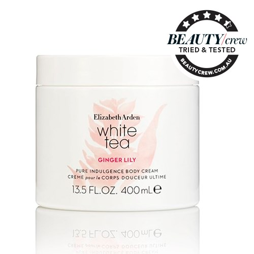 Elizabeth Arden White Tea Ginger Lily Body Cream