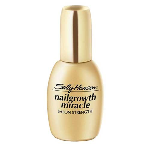 Sally Hansen NailGrowth Miracle Review | BEAUTY/crew