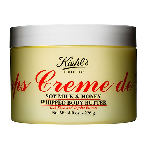 Kiehl's Crème de Corps Whipped Body Butter