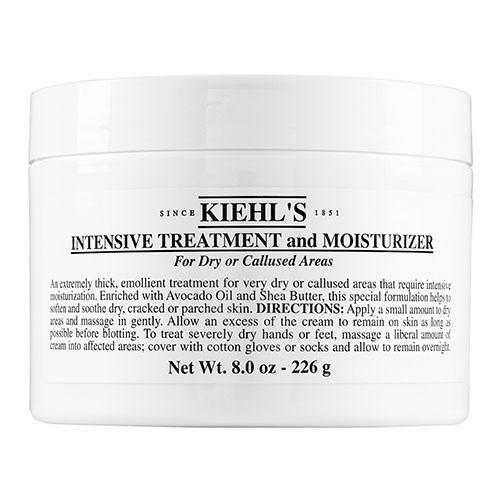 Kiehl's Intensive Treatment and Moisturizer for Dry or Callused Areas