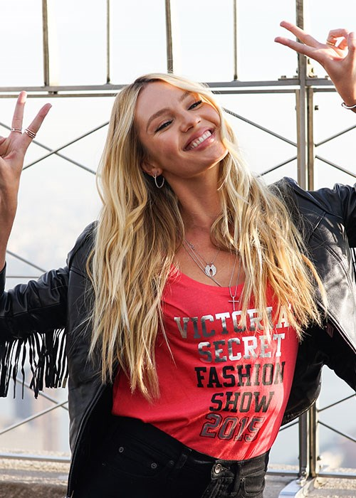 Inside Candice Swanepoel's Health and Beauty Routine ...